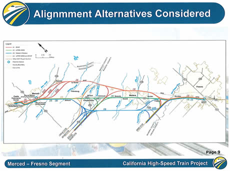 California High Speed Train Project